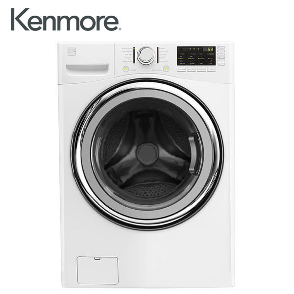 [Kenmore 楷模]15KG 蒸氣滾筒洗衣機-白色 41302