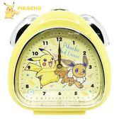 日本限定 寶可夢系列  寶可夢 皮卡丘 & 伊布 時鐘 / 鬧鐘