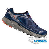 HOKAONEONE 男慢跑鞋 CHALLENGER ATR 3 (藍/橘紅) 全地型動能跑鞋【 胖媛的店 】