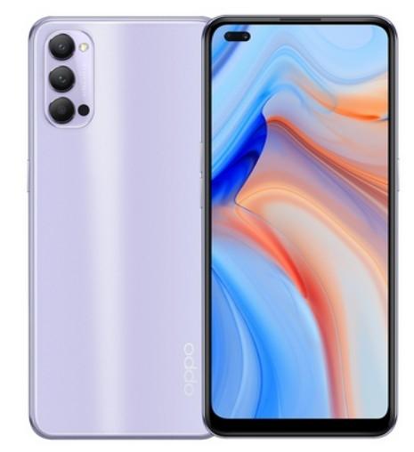 OPPO Reno4 (8G/128G) (CPH2091) 5G影像手機 香芋紫 (公司貨/全新品/保固一年)