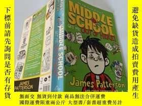 二手書博民逛書店MIDDLE罕見SCHOOL GET ME OUT OF HERE:中學讓我離開這裏Y200392