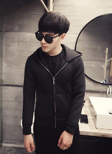 韓國 暗黑 太空  外搭 外套  潮流 非 uniqlo 無印良品