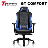 TT 曜越 GT COMFORT系列專業電競椅 - 藍色  (本產品為DIY 自行組裝產品,不含安裝)