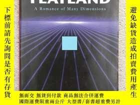 二手書博民逛書店Flatland:罕見A Romance of Many Dim