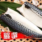 挪威薄鹽鯖魚片 10片/箱 (限宅配)