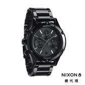 【酷伯史東】NIXON CAMDEN CHRONO 時尚經典 黑 潮人裝備 潮人態度 禮物首選