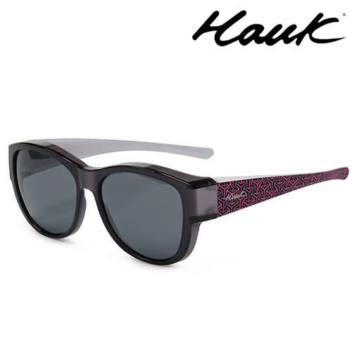 HAWK偏光太陽套鏡(眼鏡族專用)HK1021-89