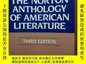 二手書博民逛書店A罕見Course Guide to Accompany the Norton Anthology of Amer