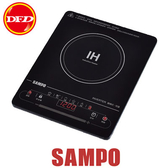 SAMPO 聲寶 KM-SF12Q 電磁爐 IH變頻設計 3.8cm超薄機身 十段火力控制 公司貨 KMSF12Q