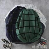 毛衣秋冬季男士新款針織衫格子毛衣圓領復古套頭學生百搭上衣外套