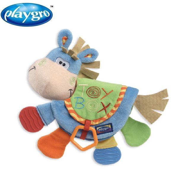 澳洲Playgro-布質小馬小型玩具 大樹