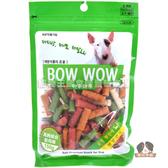 【寵物王國】韓國BOWWOW鮑爾-高鈣綜合起司條150g