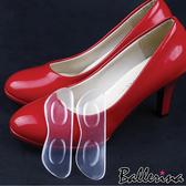 Ballerina-矽膠加厚保護防磨後跟貼(2對入)