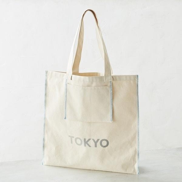 【藍瓶咖啡Blue Bottle Coffee】雙面東京帆布包