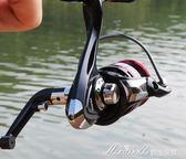 12軸漁輪漁線輪全金屬線杯錨魚輪海竿輪拋竿輪路亞輪    蜜拉貝爾