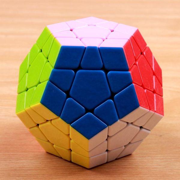 魔方十二面體異形魔方套裝玩具專業魔方比賽專用順滑聖誕節提前購589享85折