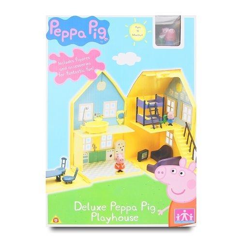《 Peppa Pig 》粉紅豬小妹豪華房屋組 / JOYBUS玩具百貨