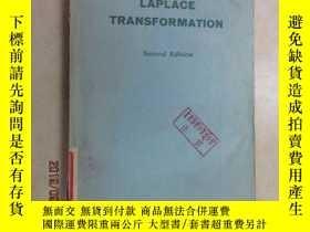 二手書博民逛書店英文書罕見LAPLACE TRANSFORMATION(共255