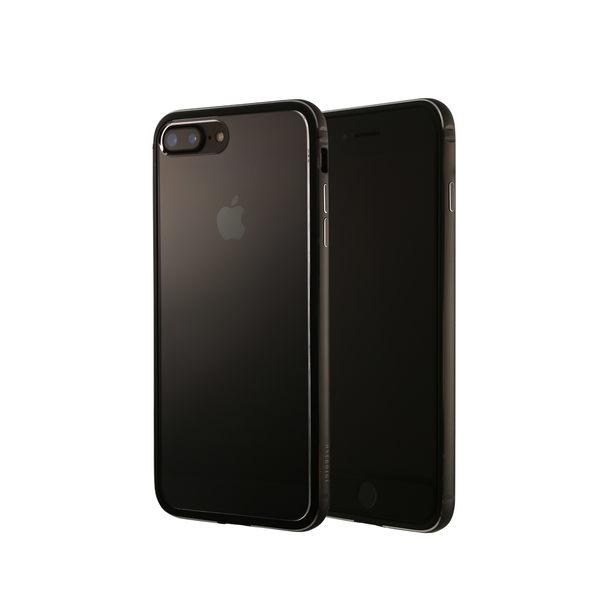 OVERDIGI LimboX iPhone 7 PLUS 5.5吋 雙料鋁合金邊框 消光黑