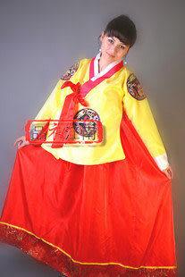 少數民族服裝 傳統大長今 韓服  MZ010