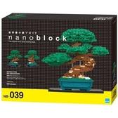 《Nano Block迷你積木》NB-039 盆栽 DX豪華版╭★ JOYBUS玩具百貨