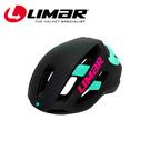 LIMAR 自行車用防護頭盔 AIR STAR【消光黑/粉紅】 / 城市綠洲(自行車帽、頭盔、單車用品、輕量化)