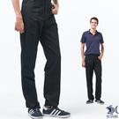 【NST Jeans】冬季復古 黑色法蘭...
