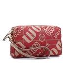 手拿包 手拿包新款潮流帆布女包手包大容量信封包手抓包手機錢包8055