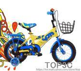 兒童自行車腳踏車16寸寶寶2-3-6歲男女小孩童車12-14-18-20寸單車「Top3c」