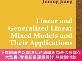 二手書博民逛書店罕見ar And Generalized ar Mixed Models And Their Applicatio