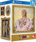 PS4-WWE 2K19 ric flair edition  英文珍藏版   PLAY-小無電玩