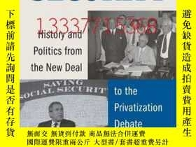 二手書博民逛書店罕見】Social Security: History And