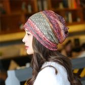 月子帽 帽子女春夏季薄款透氣頭巾包頭帽化療光頭帽子時尚睡帽圍脖月子帽【限時8折鉅惠】