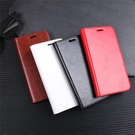 適用于HTC U11 EYES瘋馬紋皮套手機殼翻蓋式插卡全包保護套男女