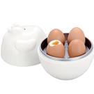 OKAY 微波咕咕雞家庭號4入煮蛋器