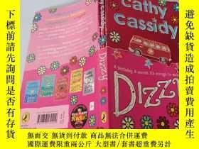 二手書博民逛書店cathy罕見cassidy:Dizzy 卡西迪:頭暈Y200392