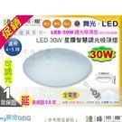 【舞光LED】LED-30W。星鑽智慧調...