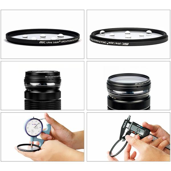 ★相機王★STC ORCA Protector Filter 極致透光保護鏡 55mm