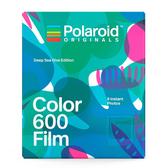 【過期品】Polaroid Color Film for 600 彩色底片(深海潛水版)/2盒 (4849)