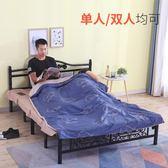 折疊床單人床家用成人經濟型出租屋簡易床辦公室午休床鐵床雙人床wy
