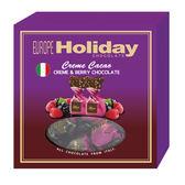 J-歐洲假期歐麗華莓果巧克力禮盒110g【愛買】
