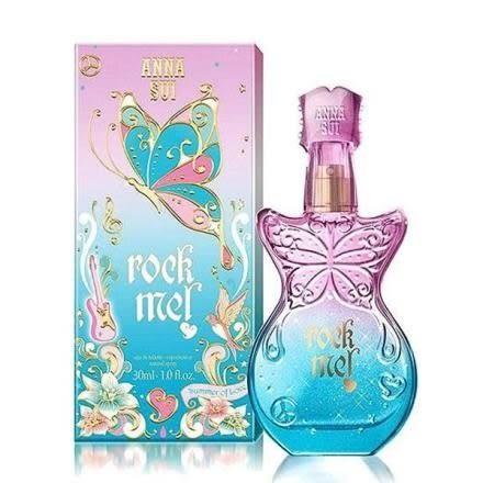 ※薇維香水美妝※ANNA SUI Rock Me Summer of Love 搖滾甜心 淡香水 5ml 香水分裝瓶 實品如圖二