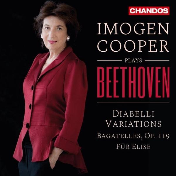 【停看聽音響唱片】【CD】伊摩珍.庫柏 演奏 貝多芬鋼琴小品集