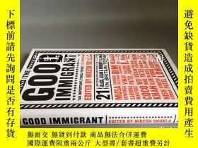 二手書博民逛書店The罕見Good ImmigrantY16719 edit b