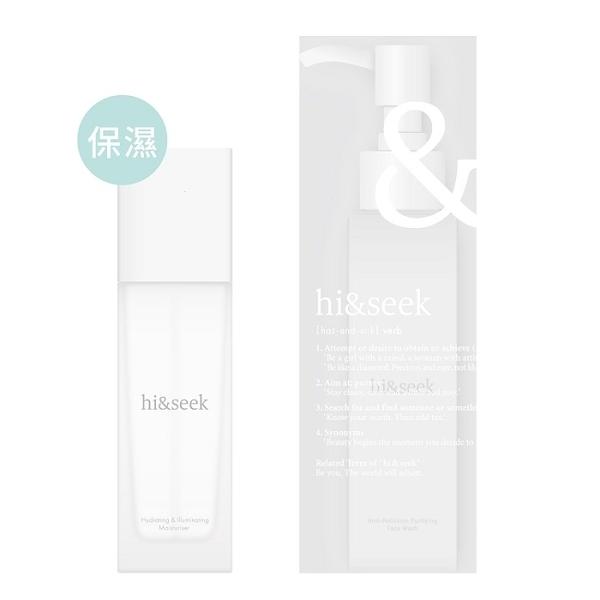 hi&seek 基礎保養優惠組(滋潤)