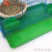 兔籠兔子窩小號中號大號豚鼠籠子刺猬豚鼠松鼠籠子兔子籠套餐WD 晴天時尚館