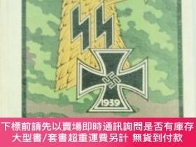 二手書博民逛書店Uniforms,罕見Organization And History Of The Waffen-ssY25