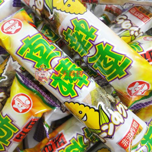 嘎嘎叫-日式真棒岩燒海苔味-300g【0216零食團購】G058-0.5