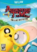 WiiU Adventure Time Finn and Jake Investigations 探險活寶:阿寶與老皮的史詩冒險(美版代購)