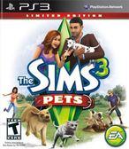 PS3 The Sims 3 Pets 模擬市民 3:玩美寵物(美版代購)